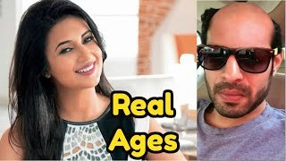 Real Ages of Actors of Yeh Hai Mohabbatein 5 January 2017