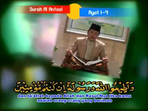 KH MUAMMAR ZA - SURAT AL ANFAL.mp4 Part 1