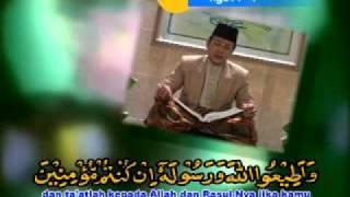 Amazing Asy-Syaikh KH MUAMMAR ZA - SURAT AL ANFAL.mp4 Part 1