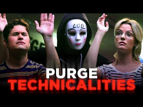 Um, We Have A Few Questions About the Purge (CH Does the Purge)