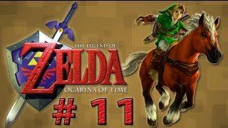 """Guia Zelda - Ocarina of Time - # 11 """"Templo De fuego"""" (Guía al 100% en la Caja de Comentarios)"""