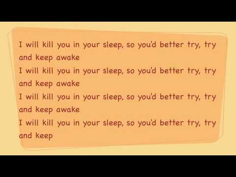 Keep Awake - 100 Monkeys (Lyrics)