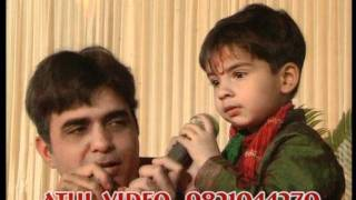 Atul Video   Bhajan Shooting of Little Wonder, Smallest Singer   Dhruv Pankaj Kotecha 01