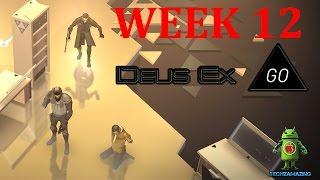 download lagu Deus Ex Go Week 12 Level 1 2 3 gratis