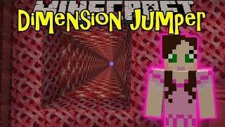 Minecraft: Dimension Jumper (Custom Map) Part 2