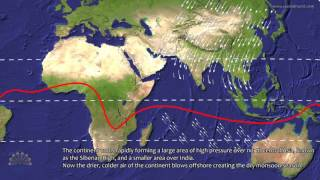 Indian geography - Monsoon