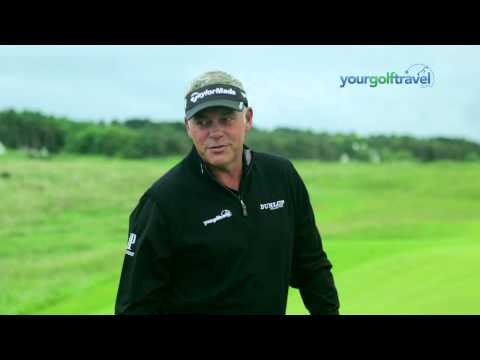 Darren Clarke on his favourite golf courses to play in Northern Ireland - Portrush & More