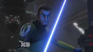 Kanan and Inquisitor - Duel Of The Fates
