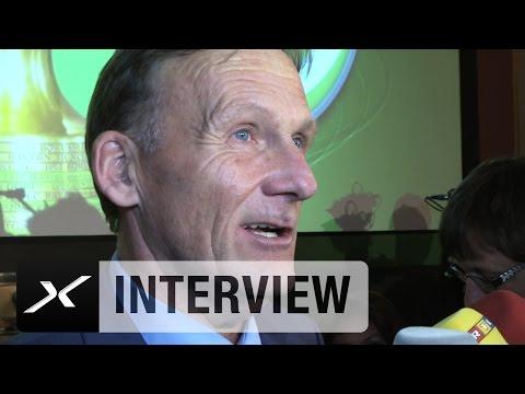 BVB-Boss Hans-Joachim Watzke: