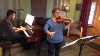 Suzuki Violin Book 4, #5: Vivaldi Violin Concerto in Am, 3rd mvt.