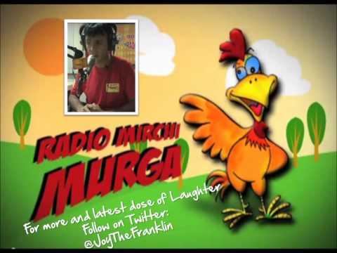Radio Mirchi Murga By Naved   Advocate Bansal From Patiala House Wmv video