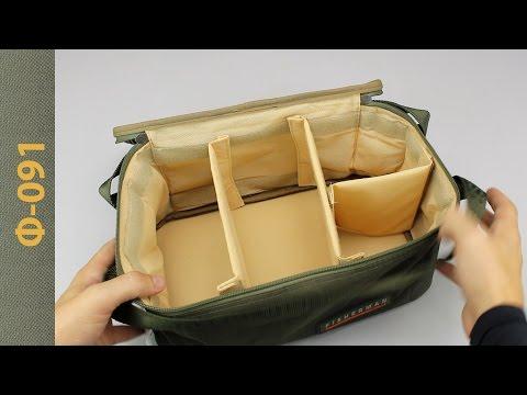 Сшить сумку для рыбака своими руками 18