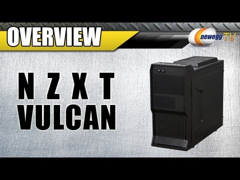 Newegg TV: NZXT Crafted Series Vulcan Gaming mATX Computer Case Overview