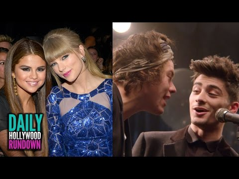 Selena Gomez Moving To NYC With Taylor Swift? One Direction & Lorde