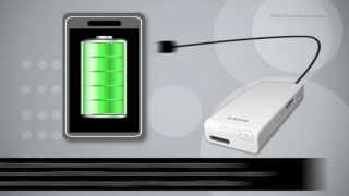 02. How To Transfer Media off an SD Card To A PC Using a Sony® Portable Wireless Server