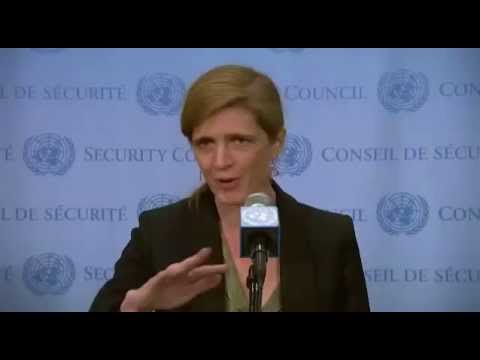 May 8th,2015 (BURUNDI) UN Security Council Press Conference