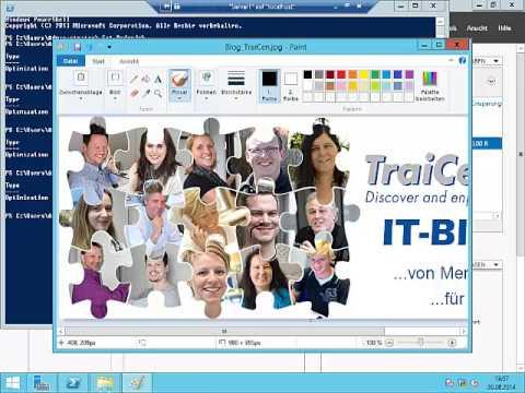 """TraiCen Trainertipp September 2014: """"Datendeduplizierung unter Microsoft Windows 8.1"""