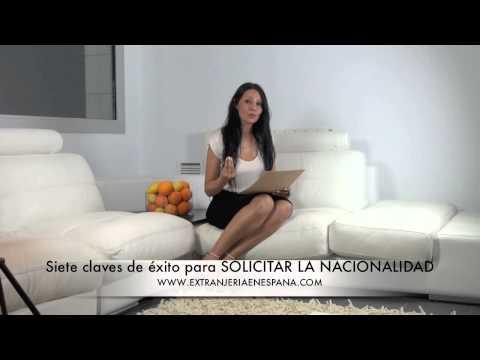 Siete claves de exito para SOLICITAR la NACIONALIDAD, Abogada Mirla Angulo