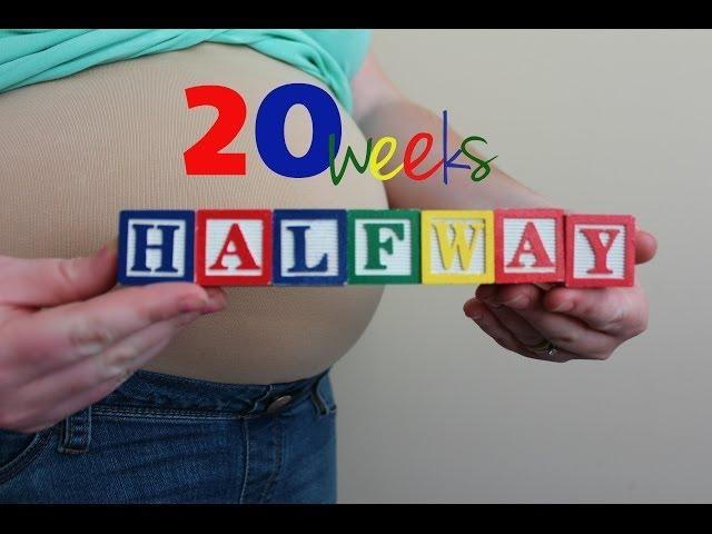 20 weeks pregnant baby # 2  | IVF Pregnancy { Thinkin Baby shower }