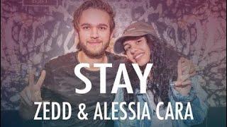 download lagu Zedd Feat. Alessia Cara - Stay - Cimorelli gratis