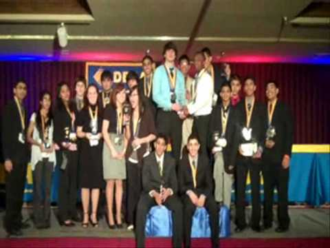 Maine East DECA @ State 2010 Competition