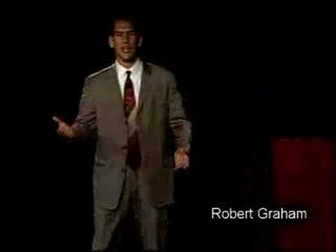 Public Speaking/Presentation Skills Keynote with Robert Graham