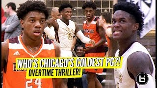 Who's THE REAL QUISE?! D1 PG Battle: Markese Jacobs vs Marquise Kennedy Overtime Thriller!