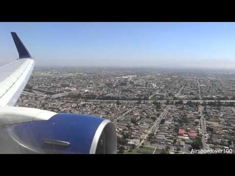 Delta Air Lines Boeing 767-300ER Takeoff and Landing JFK-LAX