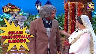 Dr. Gulati Gets Accidentally Married To Ghost - The Kapil Sharma Show