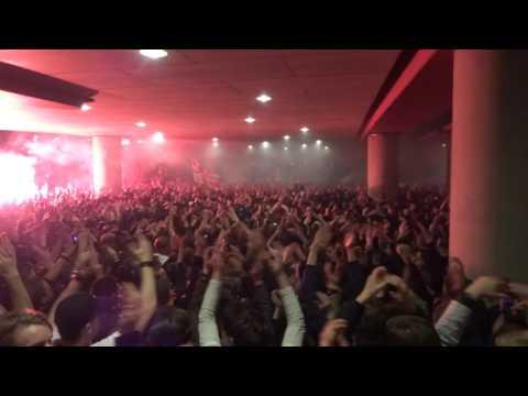 Ajax - FC Kopenhagen (16.03.17) Entrada: 90 minuten lang