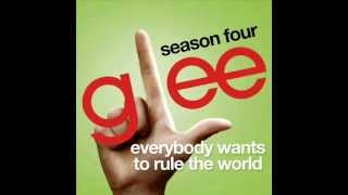 Watch Glee Cast Everybody Wants To Rule The World video