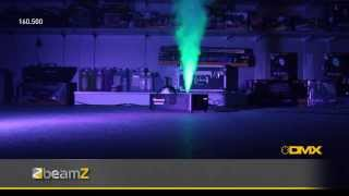 BeamZ S2000 Smoke Machine DMX LED 24x 3W 160.500