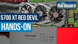 Powercolor RX 5700 XT Red Devil | Hands-On | Temperaturen, Lautstärke und Leistung