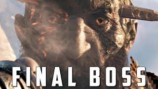 GOD OF WAR - FINAL BOSS - Walkthrough Gameplay Part 48 (God of War 4)