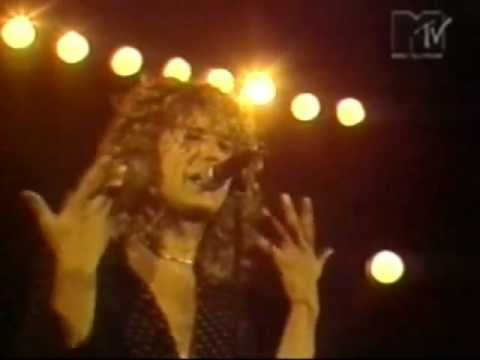 Led Zeppelin Intro and Kashmir MTV Remasters Live