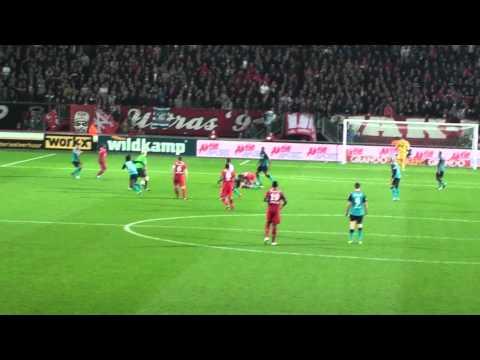 Fc Twente - Psv de overtreding van strootman waar rood opvolgd