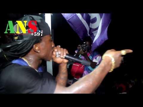 King Koyeba En Band Vieren 10 Jarig Bestaan (full Video) [ans597] video