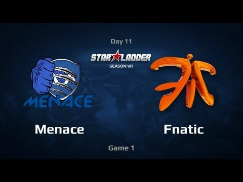 Menace vs Fnatic, SLTV Star Series S VII Day 11