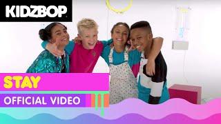 KIDZ BOP Kids - Stay (Official Music Video) [KIDZ BOP 2018]