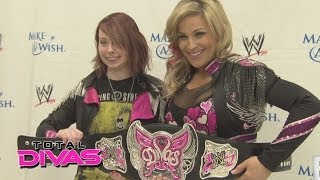 Natalya grants her first wish: Total Divas Preview, March 30, 2014