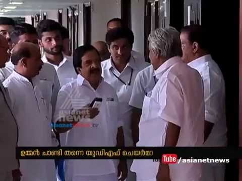 Oommen Chandy should be the chairman of  UDF; says V M Sudheeran