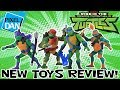 Rise of the TMNT SDCC Exclusive Figures Review - Teenage Mutant Ninja Turtles Toys! thumbnail