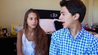 7 Second Challenge!?!? (w/ Lexi) | Brent Rivera