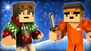 Parkside Prison - CHRISTMAS STABBING?! (Minecraft Roleplay) #4