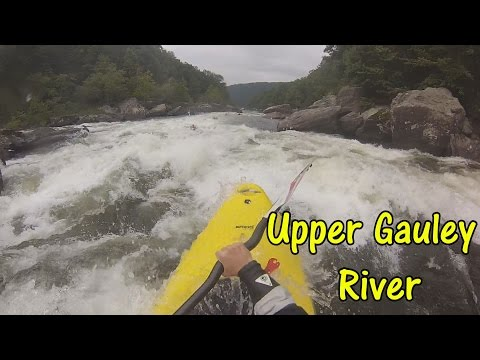 Kayaking The Upper Gauley with the KelloggShow Kids!
