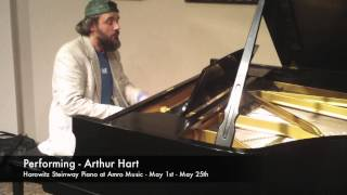Horowitz Steinway on Tour at Amro Music, played by Arthur Hart