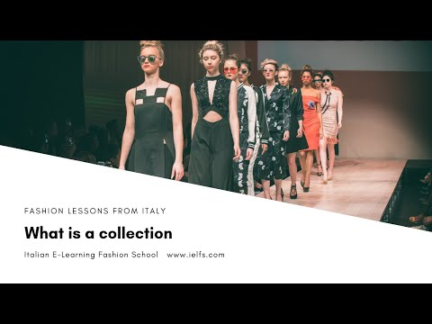 "Free lesson from a course ""Fashion design"""