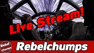 Rebelchumps - Ultrasabers vs Saberforge live discussion.