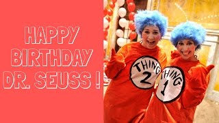 Happy Birthday Dr. Seuss. We May Have Murdered Your Story