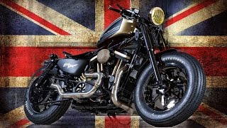 Harley Davidson Sportster 'Forty-Eight' by KING SLAYER